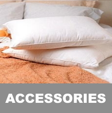 accessories for your bed, such as pillow, mattress protectors, underbed storage, as well as our headboards in sizes from 2ft6 to 6ft