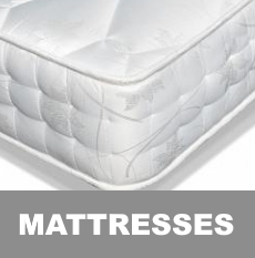 mattress - open coil, pocket sprung and memory foam mattresses available in sizes from 2ft6 to 6ft