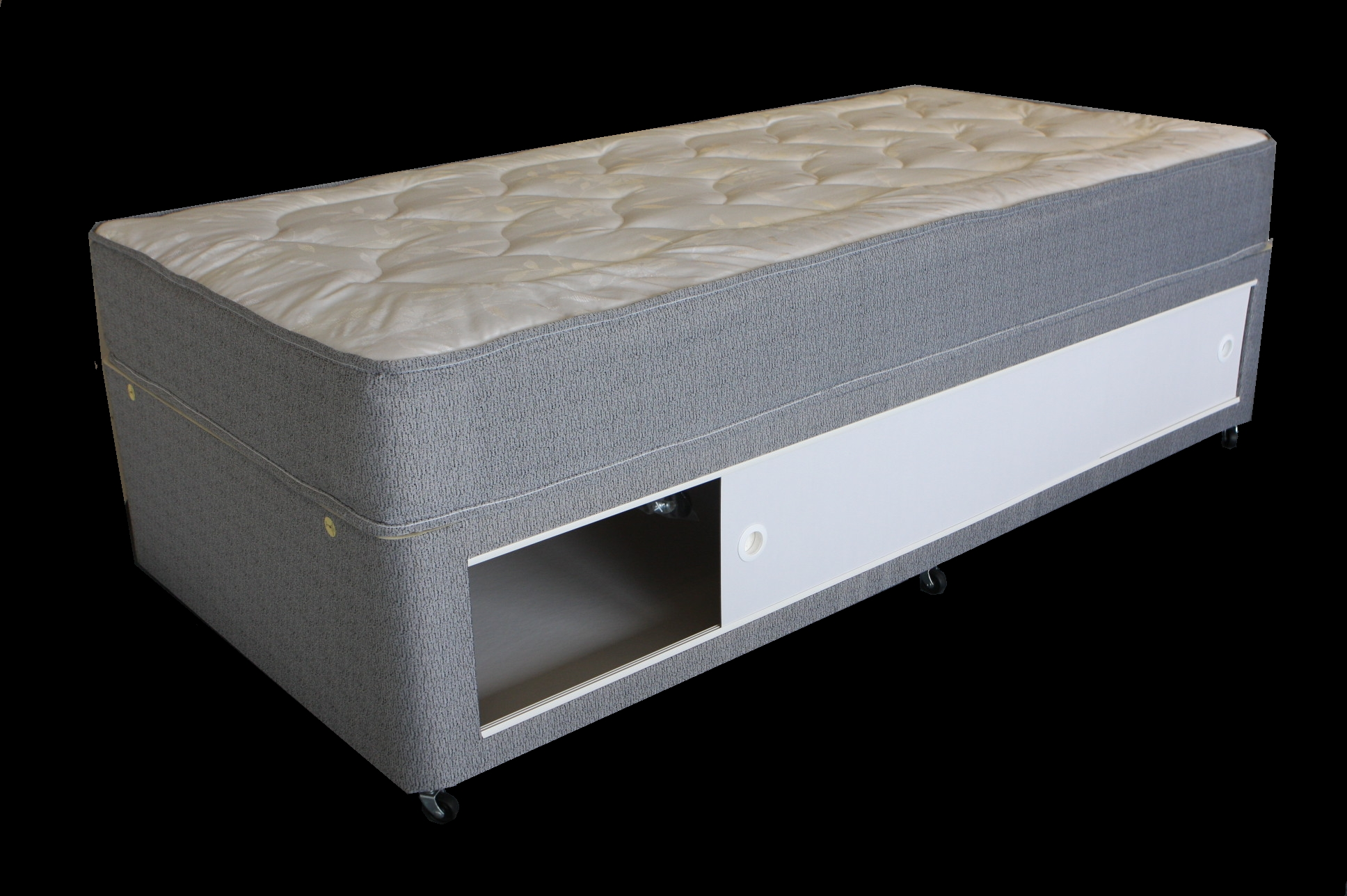 Helibeds same day or next day delivery of children 39 s for Divan drawer runners