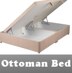 Ottoman storage beds - huge amount of storage, available in sizes 3ft and 5ft