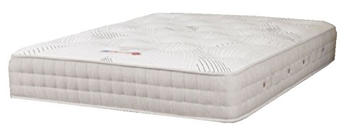 4ft6 2000 Pocket sprung mattress with Latex