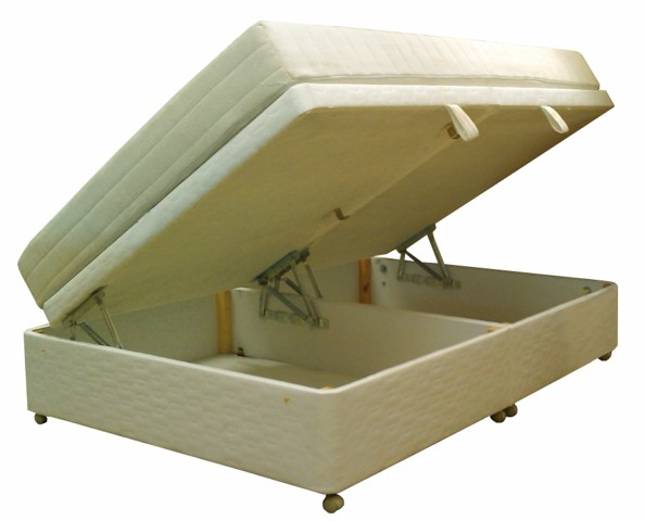3ft Memory 1000 Ottoman Bed