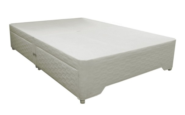 5ft Buckingham Continental 4 Drawer Divan Bed Base Only