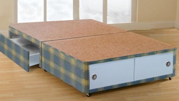 Beds direct 2 working day delivery of beds and for Double divan bed base with 4 drawers