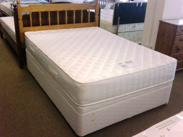 3ft Silver Ortho Divan Set