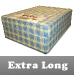 Beds direct stock a range of extra long beds - divan bses and mattresses that are extra long 6ft6 instead of 6ft3, as well as 3ft6