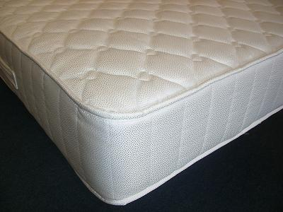5ft Silver Ortho Mattress
