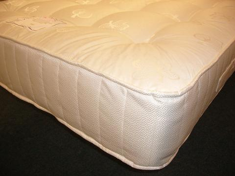 3ft Silver Zoned Pocket Mattress
