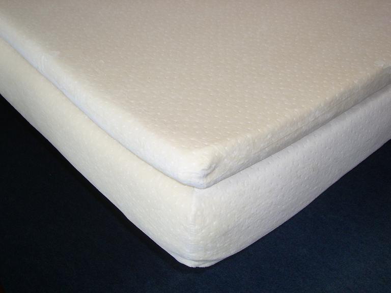 5ft Memory Pillow Top Mattress
