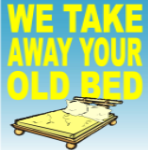 Old Bed Disposal Service
