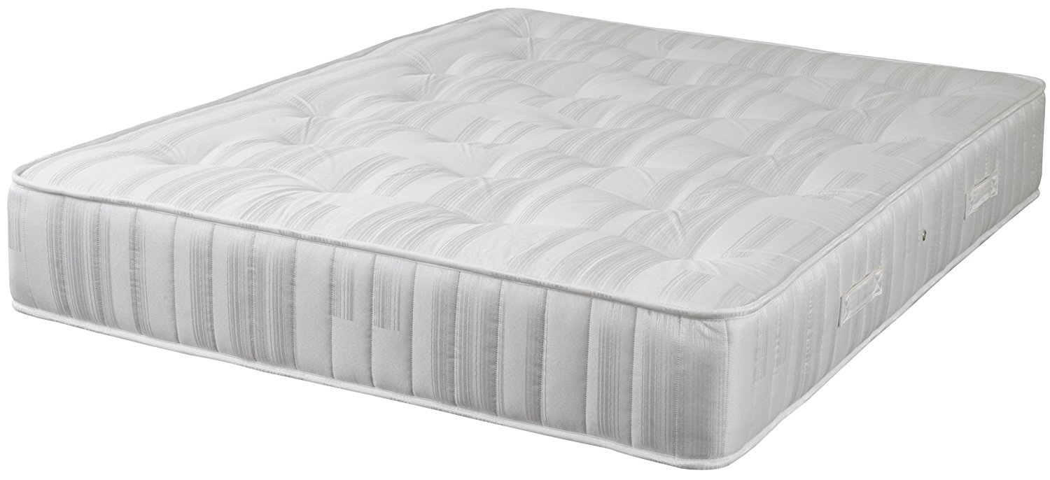 2ft6 small single Genuine Orthopaedic ortho firm spring mattress
