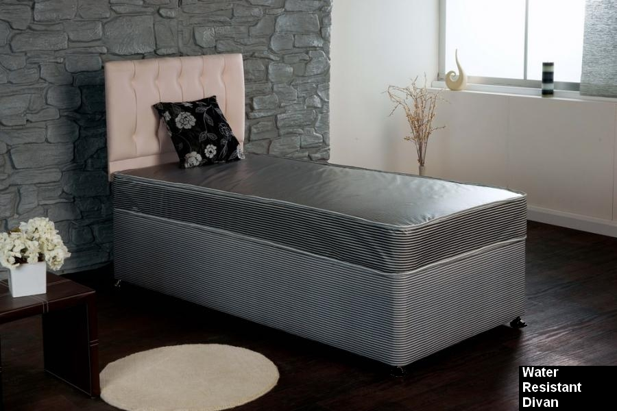 Buy water resistant mattress medium 30inch shop every for Divan beds direct